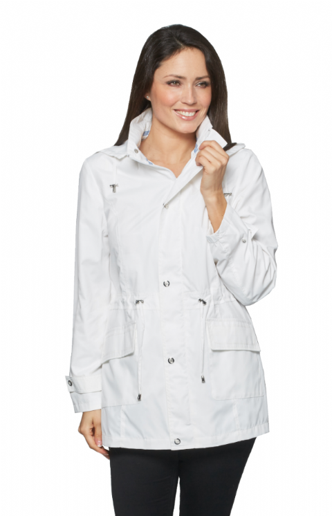Womens Showerproof Travel Rain Jacket db320N